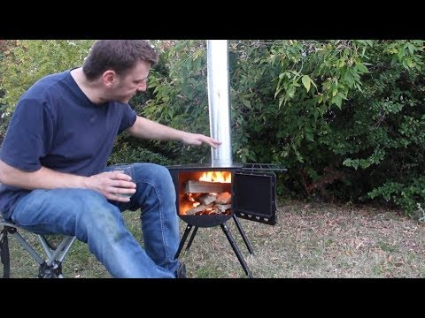 Hq Issue Tent Stove Review Doovi