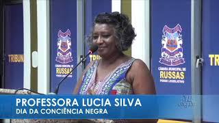 Lucia Silva Pronunciamento 20 11 2018