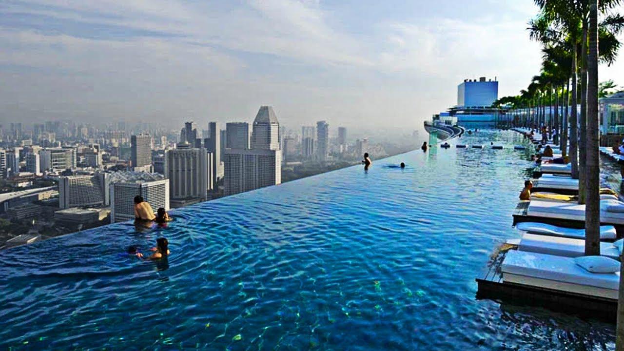 15-те најневеројатни базени во светот