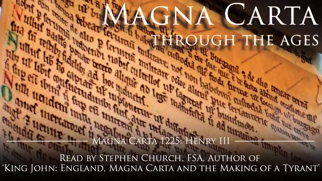 Download Magna Carta 1225: Henry III's End Declaration