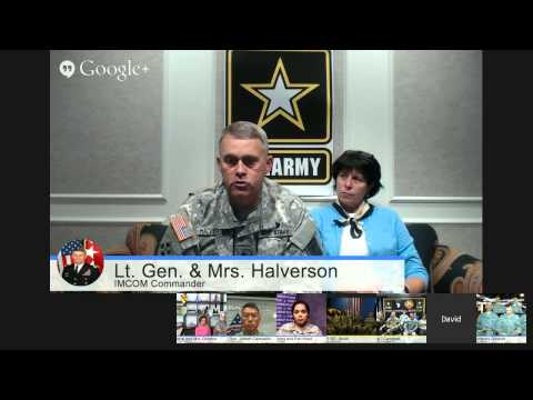 U.S. Army Chief of Staff's Virtual Town Hall