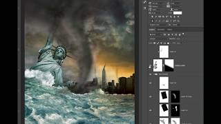 TornadoTerror Keyart Layer Buildup