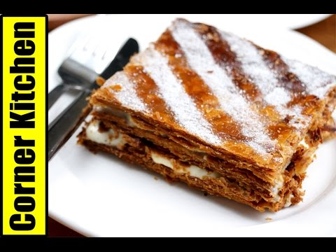 how to make potato mille feuille