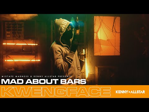 (Zone 2) Kwengface - Mad About Bars w/ Kenny Allstar [S5.E4] | @MixtapeMadness