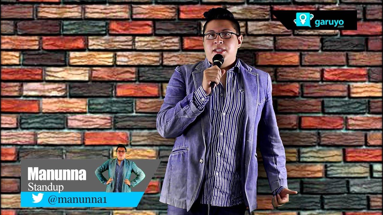 Stand Up México: Mannuna - Miércoles de comedia. Garuyo