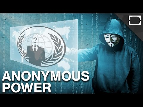 Thumbnail: How Powerful Is Anonymous?
