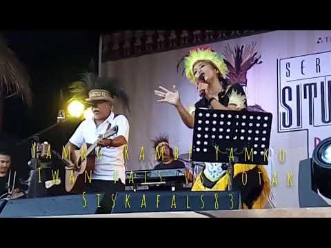 Live YAMKO RAMBE YAMKO FALS VS KOTAK Konser Situs PAPUA ASMAT Full Panggungkita Pecah Jiwa