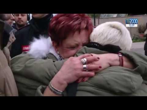Cisterna di Latina: veglia di preghiera per la strage famigliare compiuta dal carabiniere