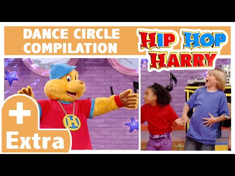 Dance Circle Compilation | Extra | From Hip Hop Harry