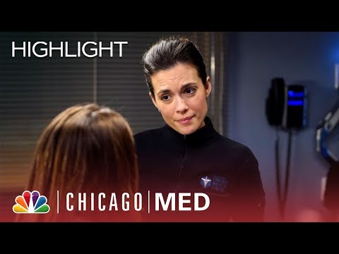 Don't Tell My Parents - Chicago Med (Episode Highlight)