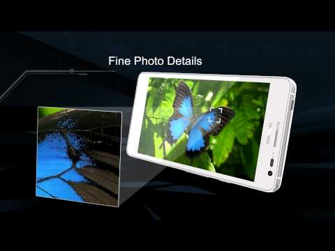 Huawei Ascend D2 promo video