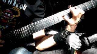 Enter Sandman guitar cover - Metallica (HD)