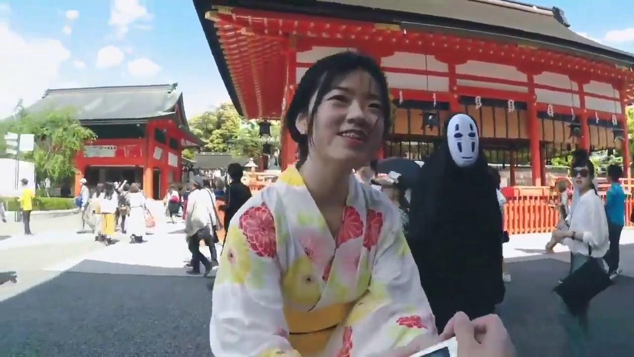 Đức Đặng Du Lịch Nhật Bản Đền Nghìn Cổng Tori