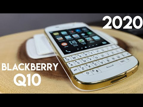 BlackBerry Q10 Review - How Well Does It Work In 2020?
