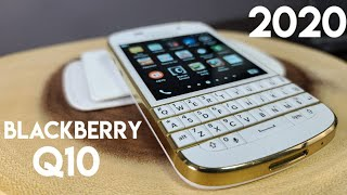 BlackBerry Q10 Review - How Well Does it Work in 2020