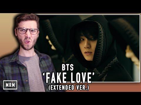 BTS  'FAKE LOVE' (Extended ver.) REACTION!