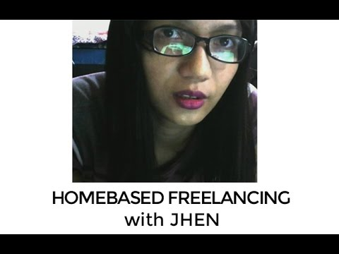 How to Begin Homebased Freelancing (TAGALOG)