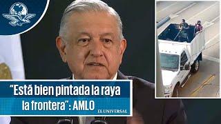 En el caso Sinaloa, no hay contubernio entre delincuencia y gobierno federal: AMLO