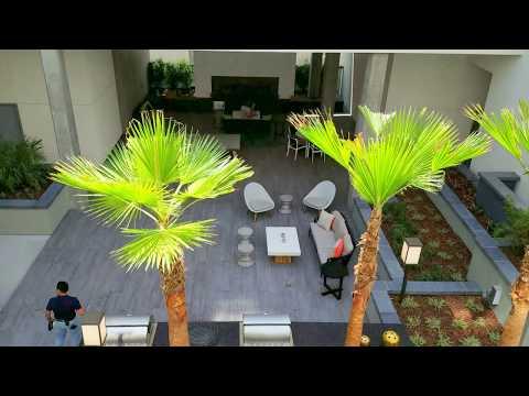 G12 Apartments DTLA Video Tour Apt 306 Downtown Los Angeles Studio