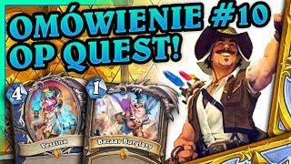 Quest rogue wygląda na przegięty? - Omówienie kart z Saviors of Uldum #10
