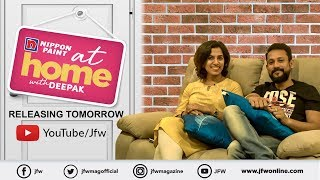 Promo| JFW At home with Deepak |Releasing Tomorrow