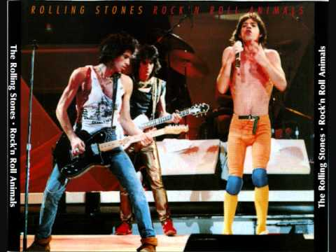 Rolling Stones - Under My Thumb - Philadelphia - Sept 25, 1981