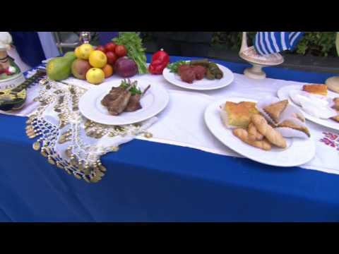 """OC's annual """"A Taste of Greece"""" festival and Pacific City's Good Vibes Beachfest"""
