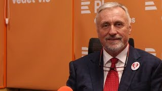 Glosy prezidentských kandidátů: Mirek Topolánek