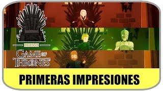 Reigns: Game of Thrones | Primeras Impresiones | Gameplay Español