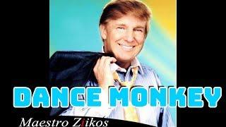 Download TONES AND I - DANCE MONKEY (Donald Trump Cover)
