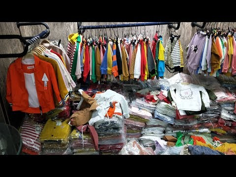 Baby Clothes Supplier In China Kids Fashion Wholesale Market In Guangzhou Children Clothing Plaza