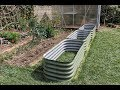 Adding Growing Space: Birdies Garden Products Raised Beds