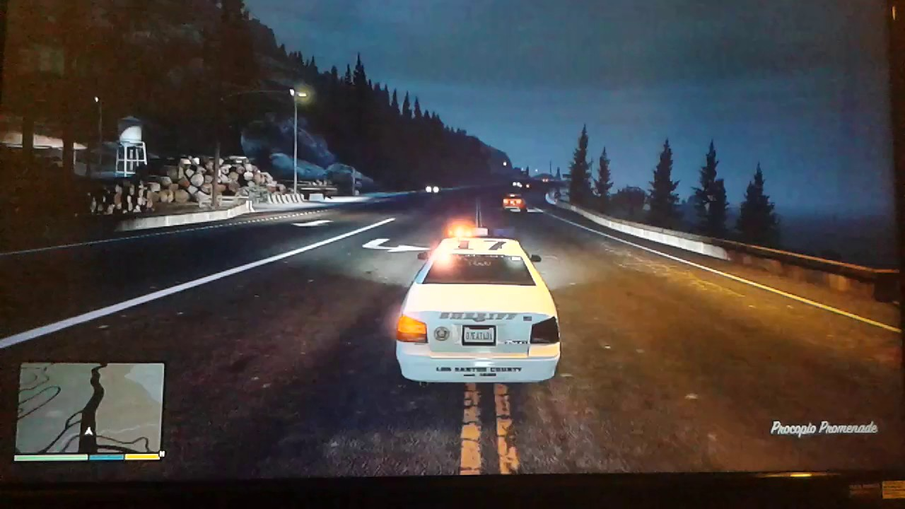 come diventare un poliziotto in gta 5