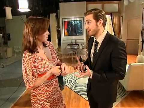 NBCLatino Reports  Behind The Scenes With Telenovela Sensation Eugenio Siller