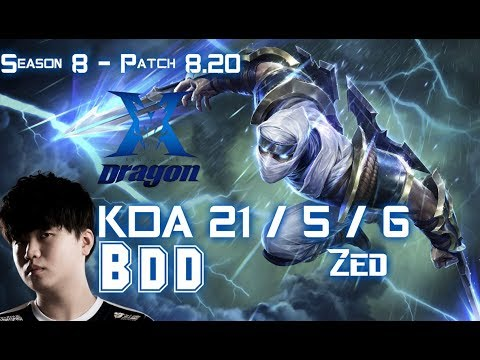 Zed vs Ekko counter tips - lolcounter.com