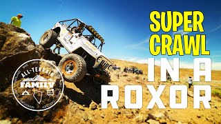 Jesse Haines Fabrication Custom Roxor @ Supercrawl 2019 Driven by Harry Wagner