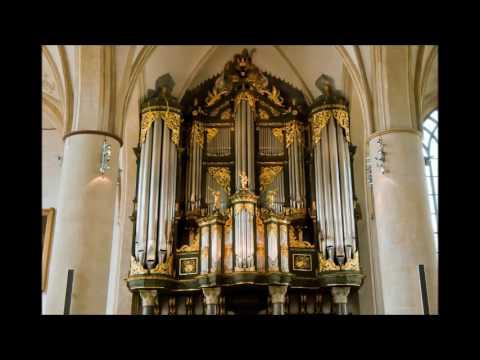 Dieterich Buxtehude Organ works, Marie-Claire Alain 1/3