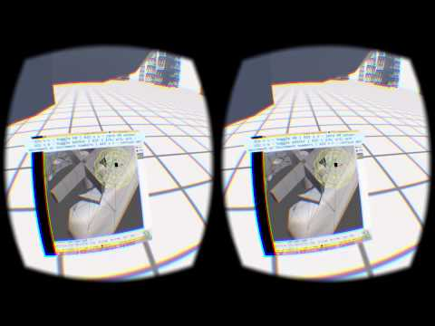 RhinoRiftSketch: Rhino + Grasshopper + Oculus Rift + RiftSketch (Mozilla WebVR + Three.js)