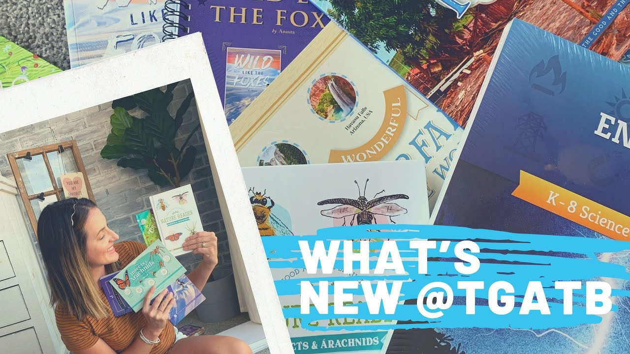 WHAT'S NEW FROM THE GOOD AND THE BEAUTIFUL?||NEW RELEASES*