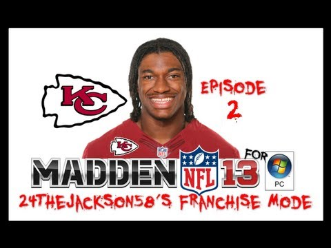 "Matt Leinart GETS 2ND CHANCE TO START IN NFL? ""Drive Killer"" - Ep 2 - Madden 2013 PC Franchise Mode"