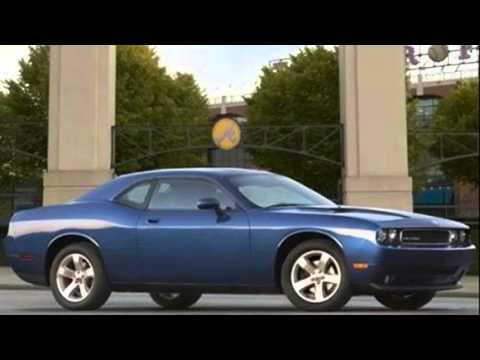 2010 Dodge Challenger Gas Cap Youtube