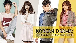 Video Korean Drama: The Guys Fall in Love First (Part II) download MP3, 3GP, MP4, WEBM, AVI, FLV Maret 2018