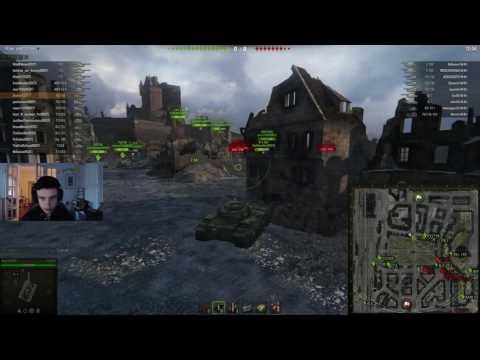 Clan Wars In Game Coms   Himmelsdorf Attack   RDDT Vs. W-W