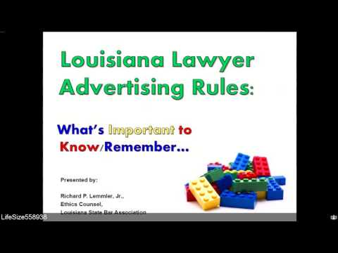 Lawyer Advertising Rules and Strategies for Solos