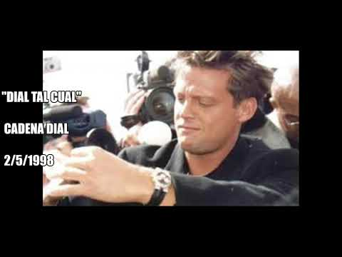 1998 - Hablan De Luis Miguel En Cadena Dial