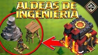 CLAN CON INGENIERIA DE ALDEAS | clash of clans by mr luis