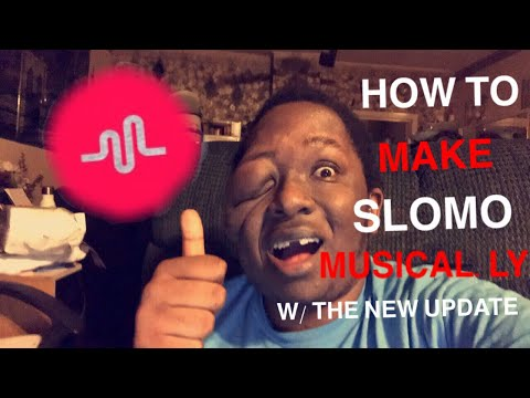 How to make SLOMO Musical.lys with the new update?!
