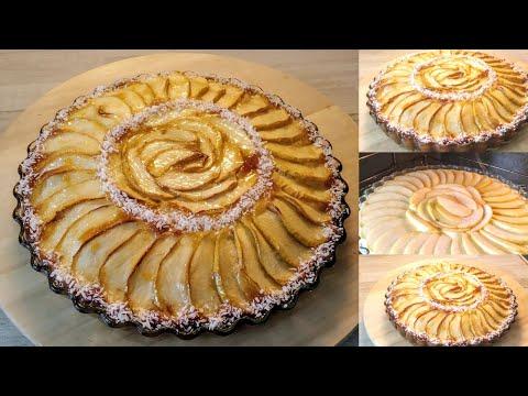 je-vous-donne-le-secret-du-moelleux-de-mon-gâteau-(cake)-aux-pommes😜