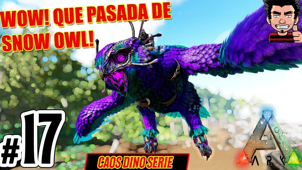 Ark Survival Evolved Snow Owl Fable El Buho Mas Roto Caos Dino Serie Gameplay Espanol Youtube Today we compare the new snow owl and the argentavis! ark survival evolved snow owl fable el buho mas roto caos dino serie gameplay espanol