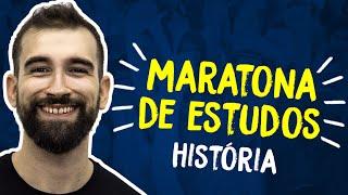 maratona de estudos para o enem história prof marcelo lameirão